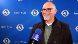 Director and Editor-in-Chief Felt Grateful for Shen Yun's Freedom of Expression