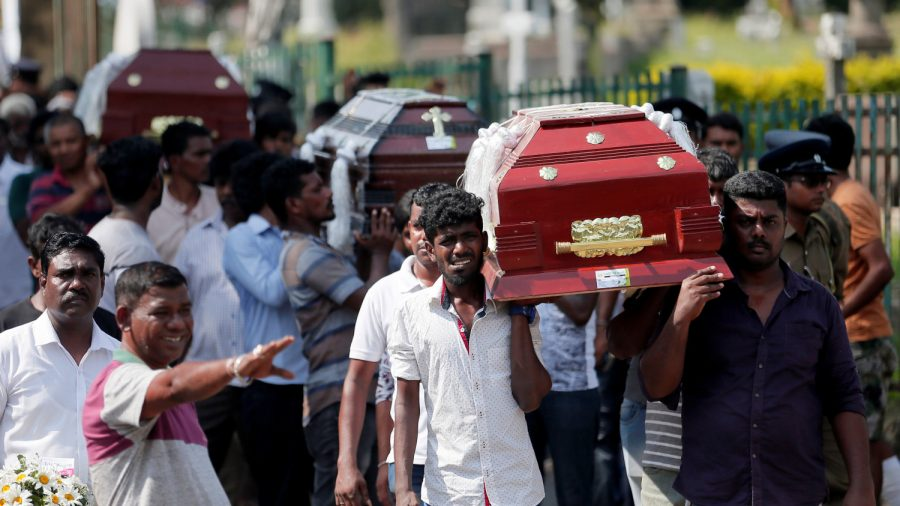 Death Toll Rises to 359 in Sri Lanka Bombings, More Arrested