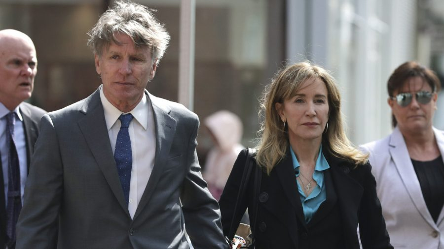 As Celebs Hit Court in Bribe Case, 1 Parent to Plead Guilty