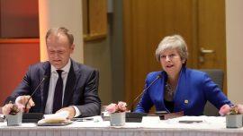 EU Gives PM May 'Flexible' Brexit Recess to October 31