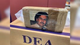 Harlem Drug Bust: 77 Pounds of Suspected Fentanyl Labeled With Pablo Escobar