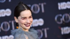 'Game of Thrones' Emilia Clarke Just Shared Never-Seen-Before Photos Post Brain Surgery