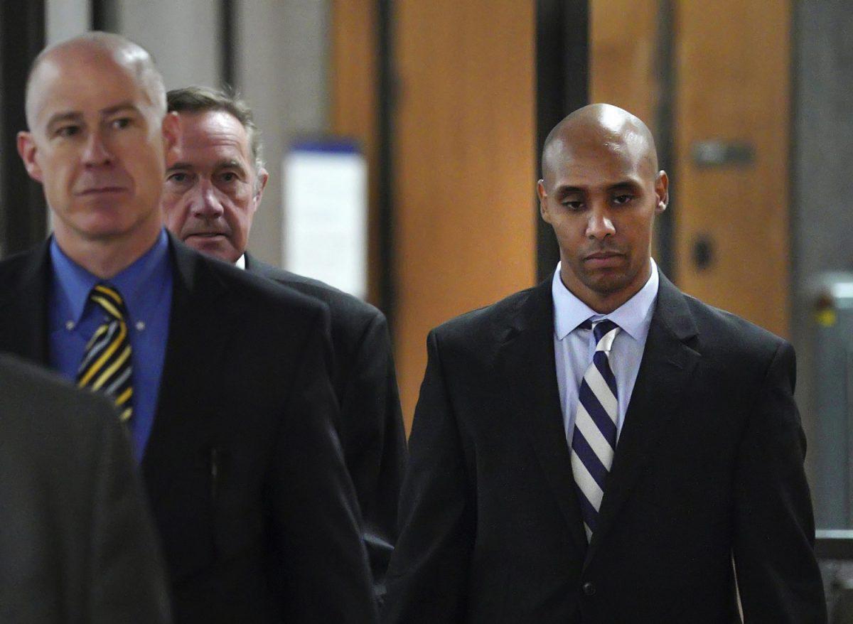 Former Minneapolis police officer Mohamed Noor