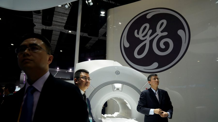US Indicts Two Chinese Men for Stealing Secrets From GE to Aid China