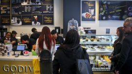 Godiva Moves Beyond Chocolate to Open 2,000 Cafes