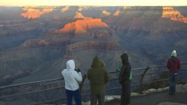 70-Year-Old Woman Falls to Her Death at Grand Canyon National Park