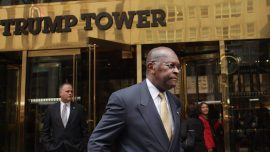 Herman Cain Withdraws From Consideration for Fed Seat, Trump Says