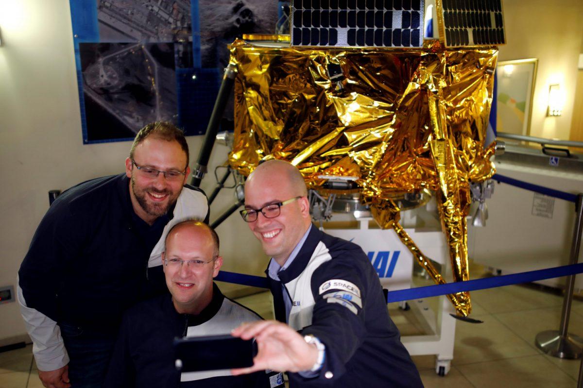 Israel spacecraft, Beresheet, moon 7