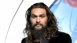 Jason Momoa Shaved His Iconic Beard for the First Time in 7 Years