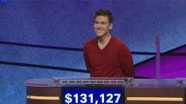 'Jeopardy!' Champ James Holzhauer Donates to Cancer Fund in Honor of Host Alex Trebek: Report