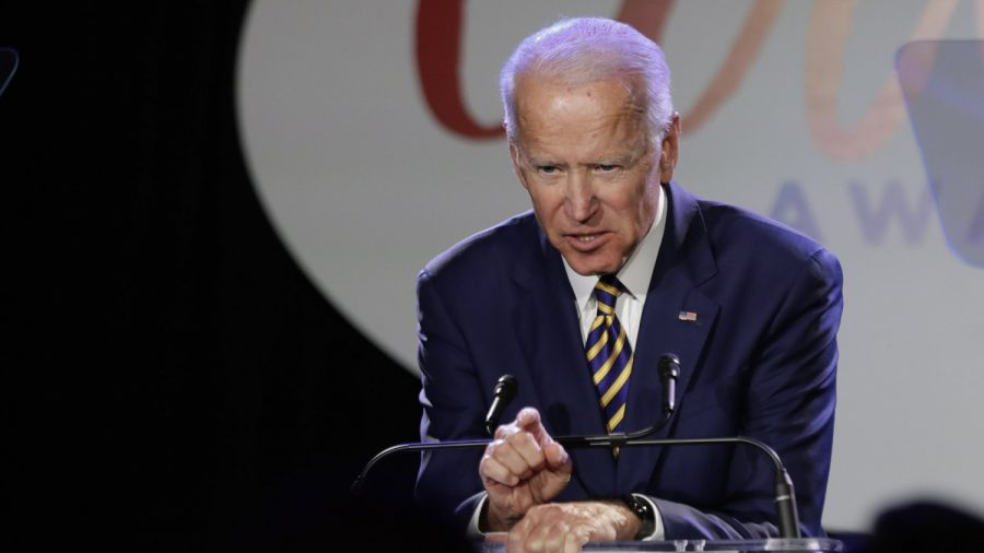 Former Vice President Joe Biden Officially Announces Bid for Presidency