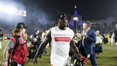Chiefs' Hill Suspended After Audio Discussing Child Abuse