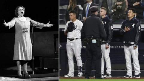Yankees Pause Classic 'God Bless America' Song After Singer Accused of Racism
