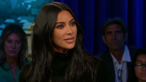 Kim Kardashian Says She Wouldn't Use Her Privilege to Buy Her Children's Way Into College