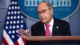 Kudlow: China Admits US Has 'a Point' in Trade Negotiations