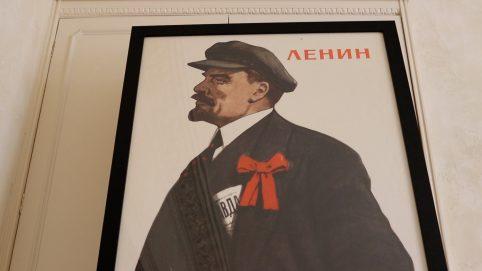London Director Dedicates Self to Building Museum of Communist Terror