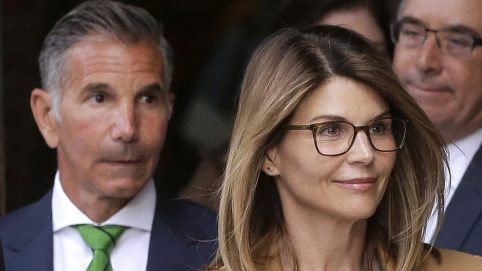 Lori Loughlin and Mossimo Giannulli 'Constantly Arguing' as She Realizes 'Serious Jeopardy' of Legal Situation