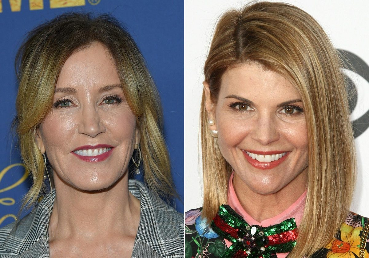 Actresses Lori Loughlin and Felicity Huffman are among 15 people expected