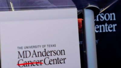 Texas Cancer Center Ousts 3 Over Chinese Data Theft Concerns