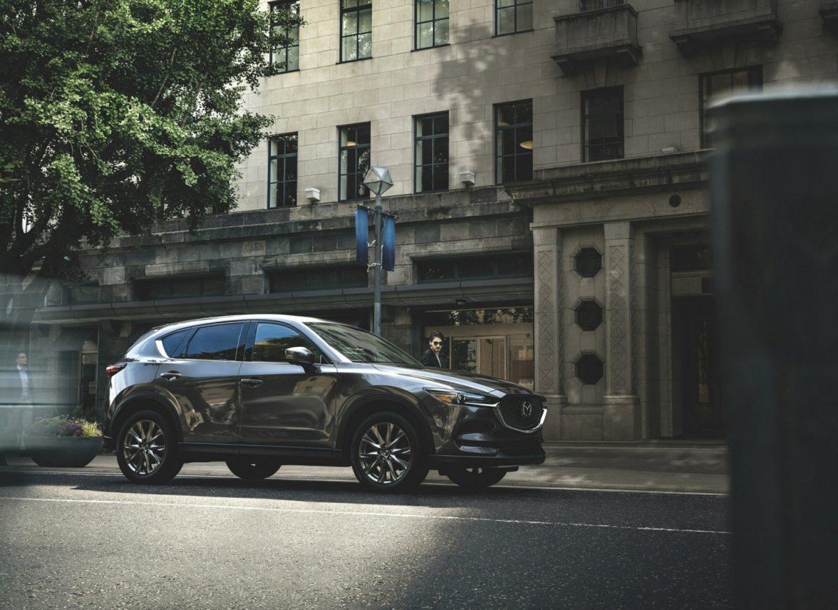 Mazda Motor Corp. 2019 CX-5 diesel