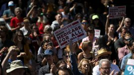 UnitedHealth CEO Denounces 'Medicare for All' Proposal