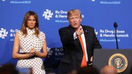 Trump Emphasizes Faith-Based Initiatives in Fighting Opioid Crisis