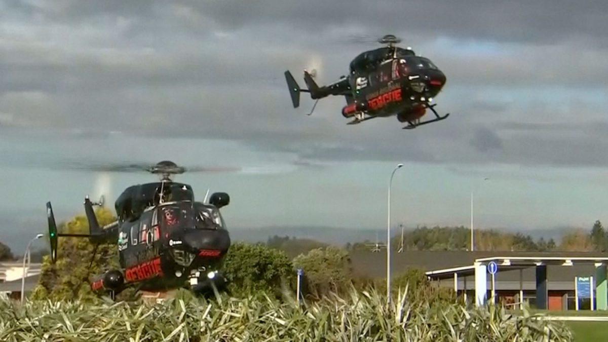 New Zealand helicopter crash survivors 3