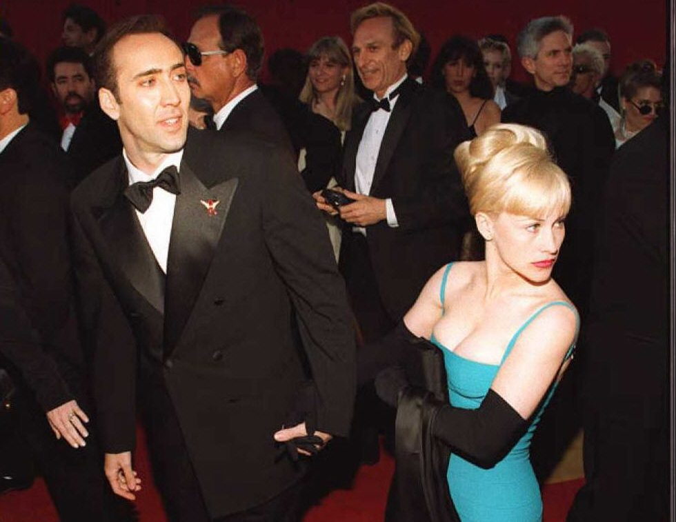 Nicolas Cage's Estranged Wife Wants Spousal Support For Four-Day Marriage!