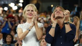 Nicole Kidman Says She's Teased for Passing on Her Belief in God to Her Children