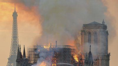 Cause of Notre Dame Fire May Have Been 'Computer Glitch'