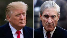 Trump Criticizes House Democrats for Trying to Get Mueller to Testify