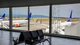 Airline SAS Cancels 1,200 More Flights as Pilot Strike Drags On