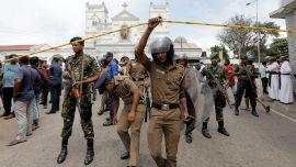 Multiple Easter Day Bomb Attacks Kill 160 in Sri Lankan, Hundreds Wounded