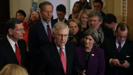 McConnell Uses Nuclear Option to Break Through Blockade of Trump Nominees