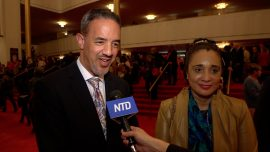 Deputy Assistant Secretary at Dep. Veteran Affairs Moved by Shen Yun's Spiritual Message