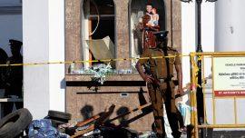 Sri Lanka's Intelligence Received Warning 10 Days Before Easter Attacks