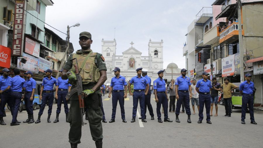 8 Explosions Kill More Than 200 in Sri Lanka on Easter Sunday