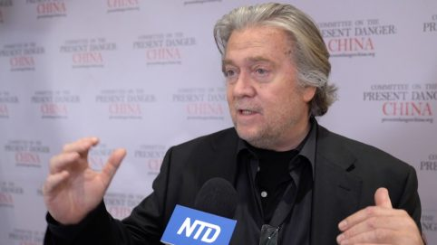 Steve Bannon's Huawei Film 'Claws of the Red Dragon' Debuts