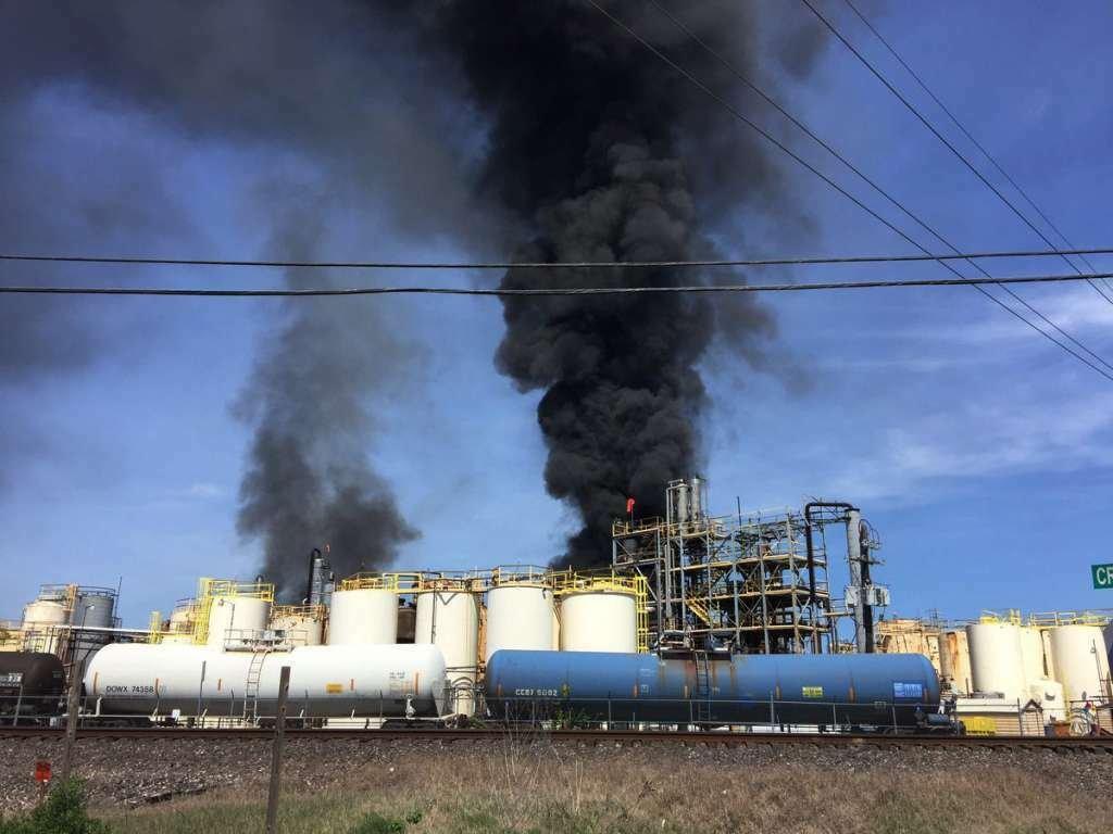 Texas chemical plant