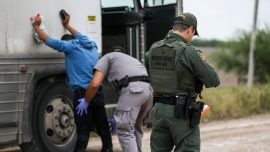 Bounty Hunter Arrested Near Border on Weapon Charge: Report