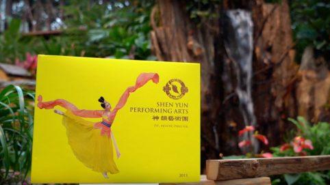 Dance Studio Owner Sees Shen Yun, 'I Feel Like I'm in Heaven'