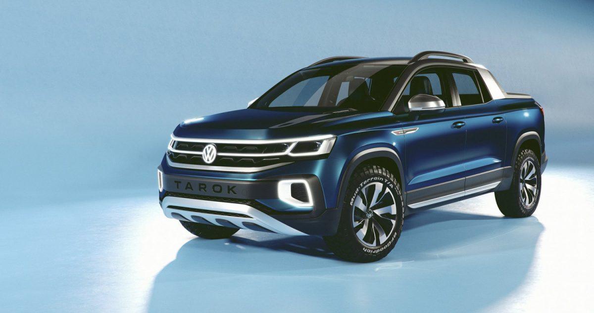 Volkswagen AG Tarok Concept