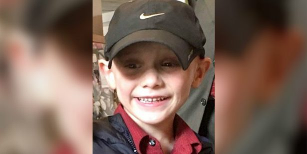 missing boy's mother, father