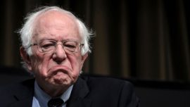 Bernie Sanders Gets Defensive When Asked About His Wealth at Town Hall