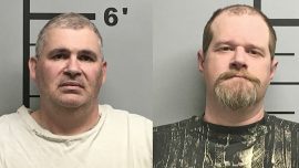 Police: Two Men Arrested for Shooting Each Other as They Took Turns With Bulletproof Vest
