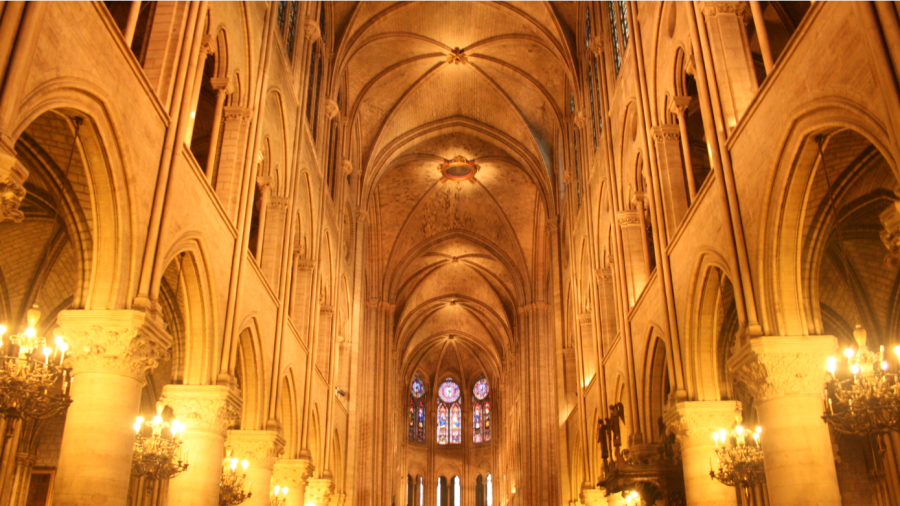 'The Heart of France Beats at Notre Dame,' Historian Says