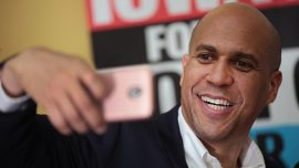 Cory Booker Admits There's 'A Problem at the Southern Border'