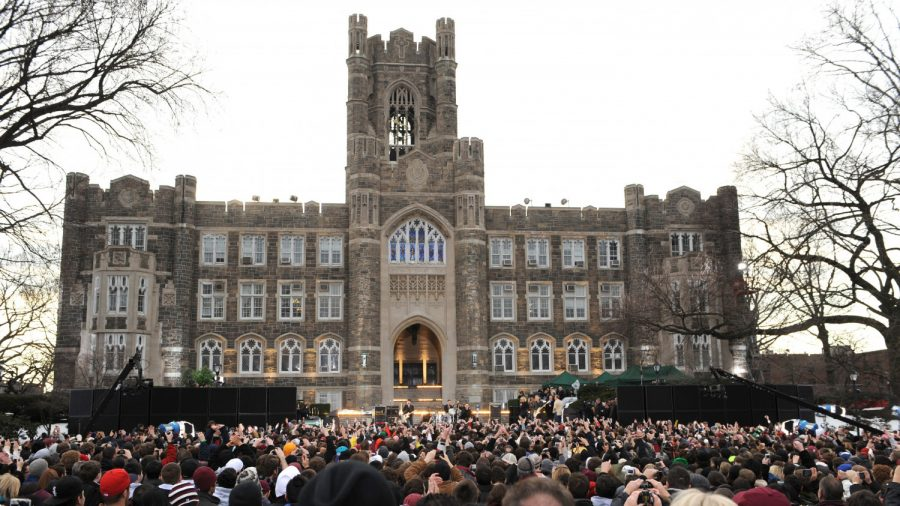 Fordham Senior Dies After Falling From Clock Tower Weeks From Graduation