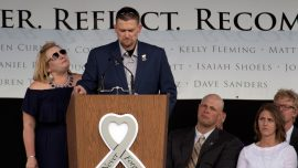 Columbine Honors 13 Lost with Community Service, Ceremony