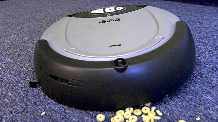 Police Break Into Bathroom With Guns Drawn Only to Find the Suspect is a Roomba